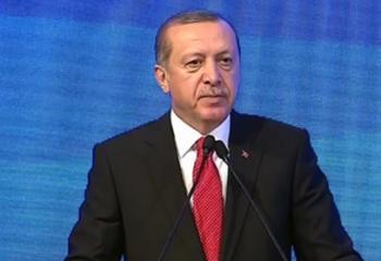 Erdoğan saldırı hakkında konuştu