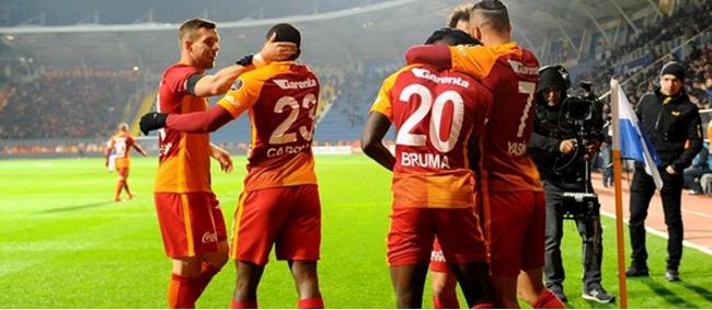 Galatasaray evinde Gaziantep'i ağırlıyor