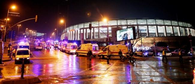 Türkiye teröre karşı kenetlendi