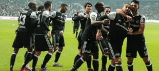 Beşiktaş, Bursaspor'u 2 penaltı ile geçti