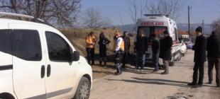 Harfiyat alanında bulunan ceset adli tıp morguna kaldırıldı
