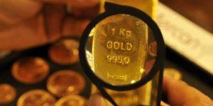 Altın fiyatları rekora doğru koşuyor