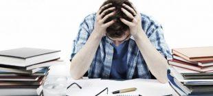 Gençlerin çoğu hayatını stres altında yaşıyor