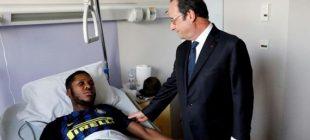 Inter kulübü coplu istismara uğrayan kişiye sahip çıktı