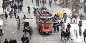 Hafta sonu İstanbul'da kar yağışı bekleniyor