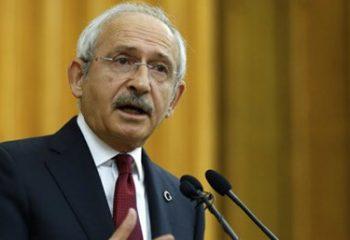Kılıçdaroğlu'ndan özgür basın tepkisi