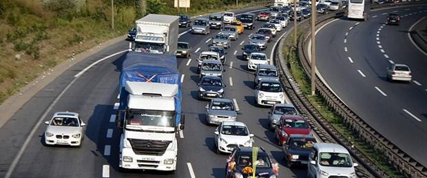 Trafiğe eklenen rekor araç rakamları açıklandı
