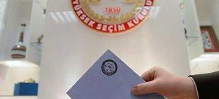 YSK referandum tarihini belirlemek için toplandı