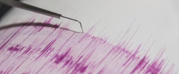 Şırnak'ta 4 büyüklüğünde deprem