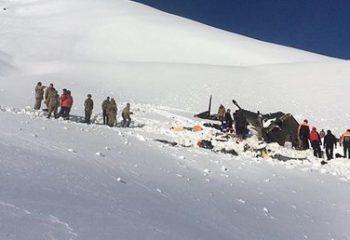 Tunceli'deki helikopter kazasına soruşturma