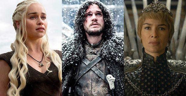 Game of Thrones 7. sezonuyla rekor kırdı