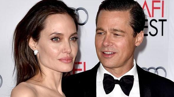 Brad Pitt ve Angelina Jolie Çiftine Tazminat Şoku!