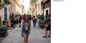 Fahriye Evcen ve Burak Özçivit Küba'da!