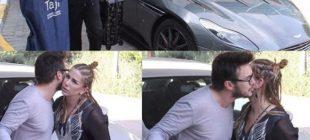 Mustafa Ceceli 2.5 Milyon TL'lik Otomobili İle Görüntülendi!