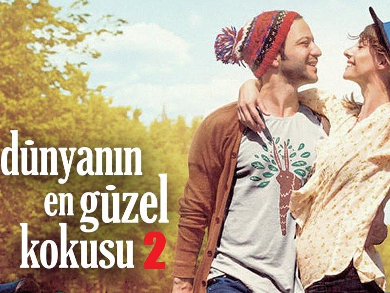 Dünyanın En Güzel Kokusu 2 Filminden Poster Paylaşıldı!