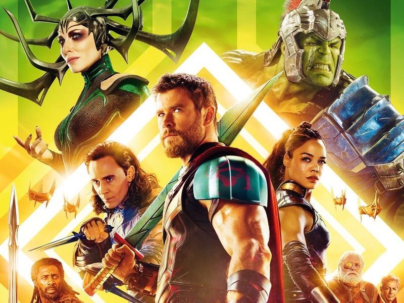 Thor: Ragnarok Filminden Yeni Video Paylaşıldı!