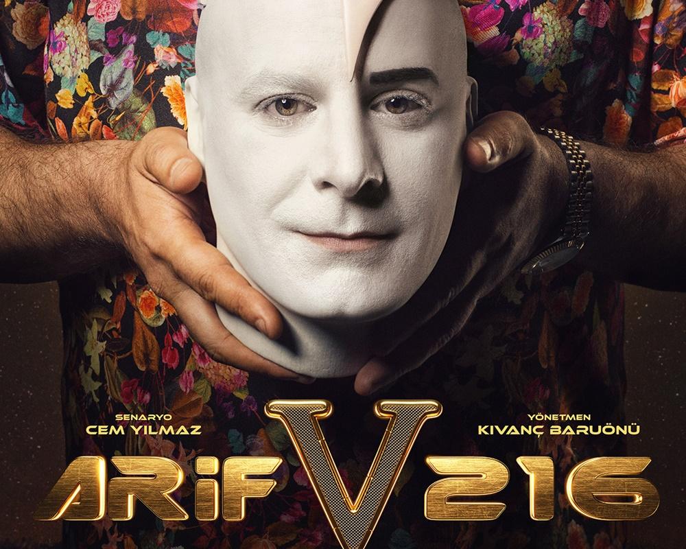 Arif v 216 Filminden İlk Görüntüler Yayınlandı!
