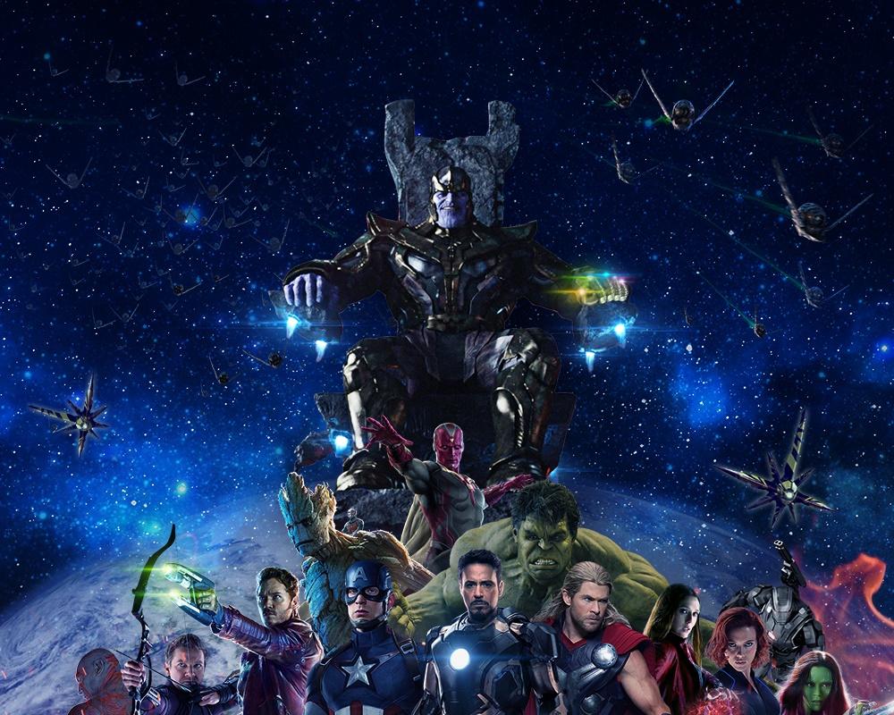 """""""Avengers: Infinity War"""" Filminden İlk Fragman Paylaşıldı!"""