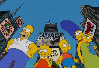 Simpsonlar Dizisinde Oynanan Daha Sonra Gerçekleşen 10 Tahmin
