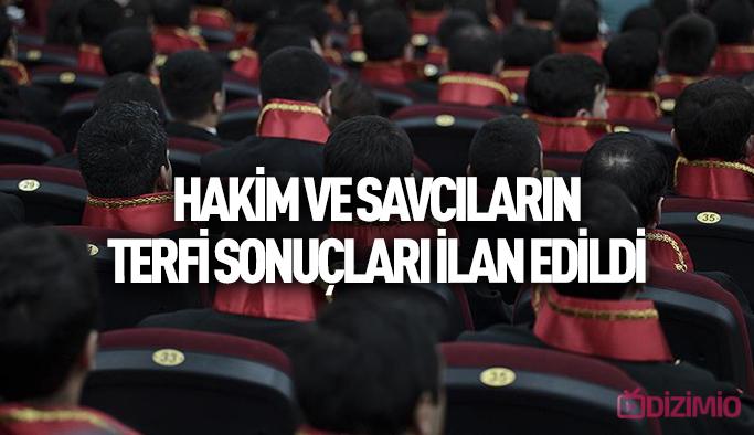 HSK Ağustos dönemi terfi sonuçlarını açıkladı