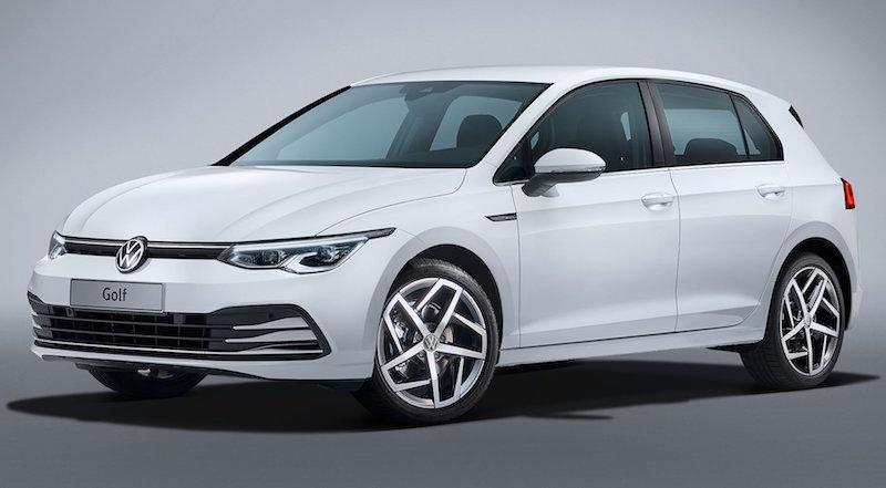 Volkswagen 2020 Golf 8  tanıtıldı! İşte Yeni  VW Golf 8 özellikleri ve fiyatı