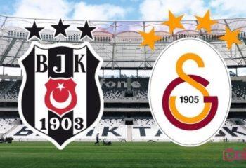 Beşiktaş Galatasaray Maç Sonucu 27 Ekim BJK GS Maçı kaç kaç bitti