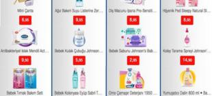 20 Mart Bim Aktüel Kataloğu! Temizlik ve kişisel bakım ürünleri inanılmaz fiyatlarla
