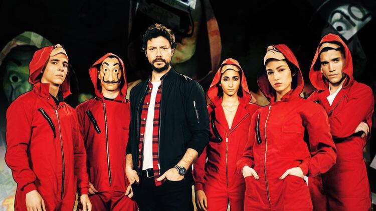 La Casa De Papel 4. Sezon 1. Bölüm izle! İşte 4. sezon tarihi