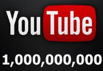 İşte 1 Milyar izlenmeye ulaşan Youtube TÜRKİYE içeriği!